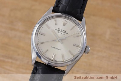 ROLEX AIR KING STEEL AUTOMATIC KAL. 1520 [153234]