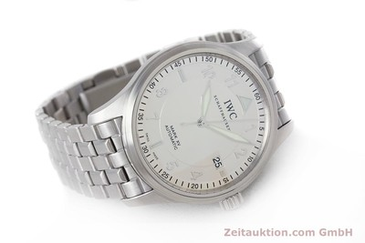 IWC MARK XV STEEL AUTOMATIC KAL. 30110 LP: 5450EUR [153251]