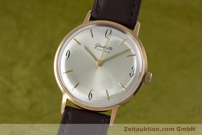 GLASHÜTTE GOLD-PLATED MANUAL WINDING KAL. 70.1 [153267]