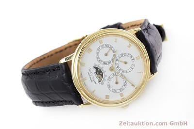 BLANCPAIN VILLERET OR 18 CT AUTOMATIQUE KAL. 95 LP: 46100EUR [153286]