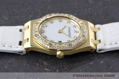 AUDEMARS PIGUET ROYAL OAK OR 18 CT QUARTZ KAL. 2610 LP: 22000EUR [153296]