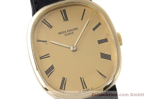 Used luxury watch Patek Philippe Ellipse 18 ct gold manual winding Kal. 23-300 Ref. 3548  | 153300 02