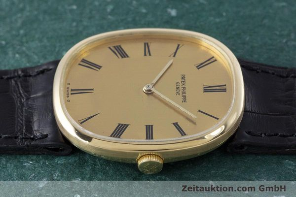 Used luxury watch Patek Philippe Ellipse 18 ct gold manual winding Kal. 23-300 Ref. 3548  | 153300 05