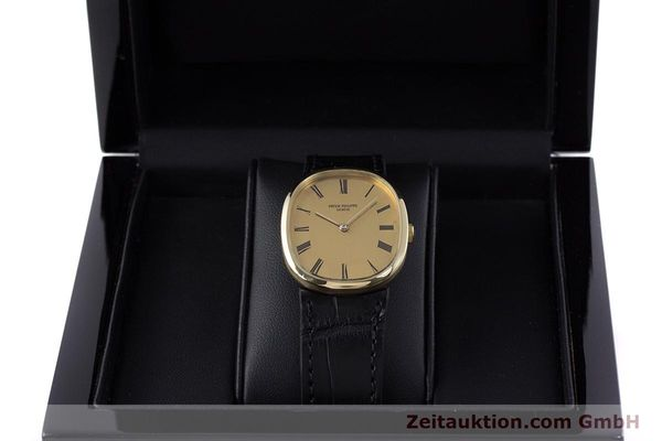 Used luxury watch Patek Philippe Ellipse 18 ct gold manual winding Kal. 23-300 Ref. 3548  | 153300 07