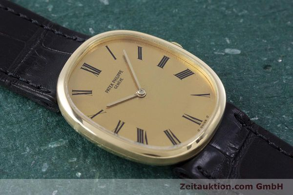 Used luxury watch Patek Philippe Ellipse 18 ct gold manual winding Kal. 23-300 Ref. 3548  | 153300 14