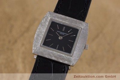 VACHERON & CONSTANTIN 18 CT WHITE GOLD MANUAL WINDING KAL. 1003/1 LP: 28200EUR [153312]