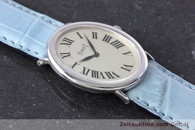 PIAGET 18 CT WHITE GOLD MANUAL WINDING KAL. 9P [153313]