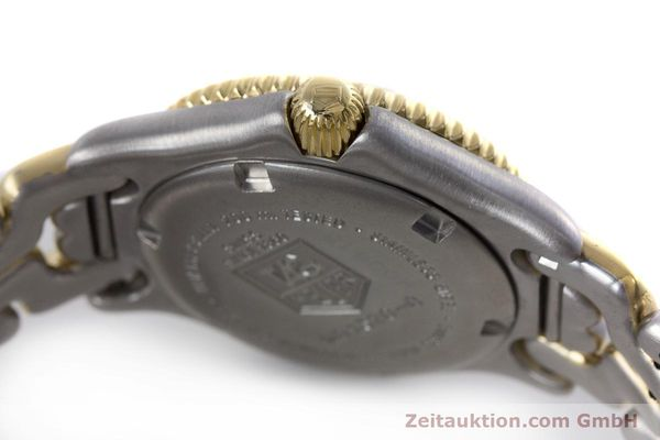 Used luxury watch Tag Heuer Professional steel / gold quartz Kal. 2.93 ETA 956112 Ref. WG1320-0  | 153315 08