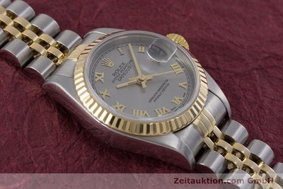 ROLEX LADY DATEJUST STEEL / GOLD AUTOMATIC KAL. 2235 LP: 6950EUR [153322]
