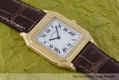 CARTIER PANTHERE 18 CT GOLD MANUAL WINDING KAL. 21 [153324]