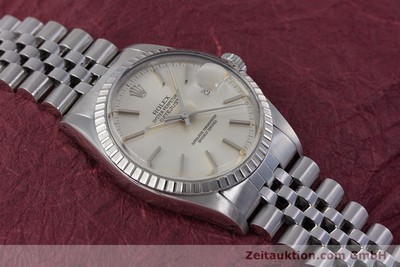 ROLEX DATEJUST STEEL AUTOMATIC KAL. 3035 LP: 5400EUR [153342]