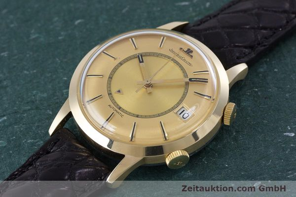 Used luxury watch Jaeger Le Coultre Memovox steel / gold automatic Kal. 825 Ref. 855  | 153343 01