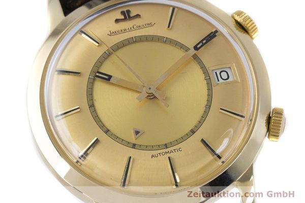 Used luxury watch Jaeger Le Coultre Memovox steel / gold automatic Kal. 825 Ref. 855  | 153343 02