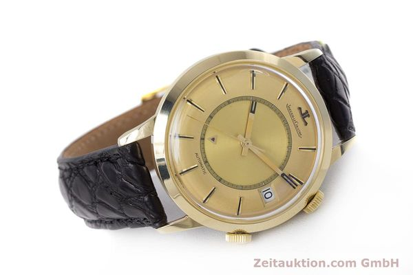 Used luxury watch Jaeger Le Coultre Memovox steel / gold automatic Kal. 825 Ref. 855  | 153343 03