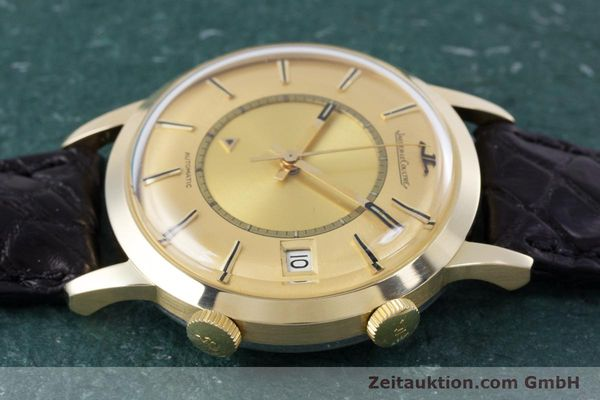 Used luxury watch Jaeger Le Coultre Memovox steel / gold automatic Kal. 825 Ref. 855  | 153343 05