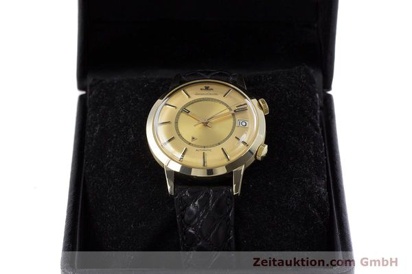 Used luxury watch Jaeger Le Coultre Memovox steel / gold automatic Kal. 825 Ref. 855  | 153343 07