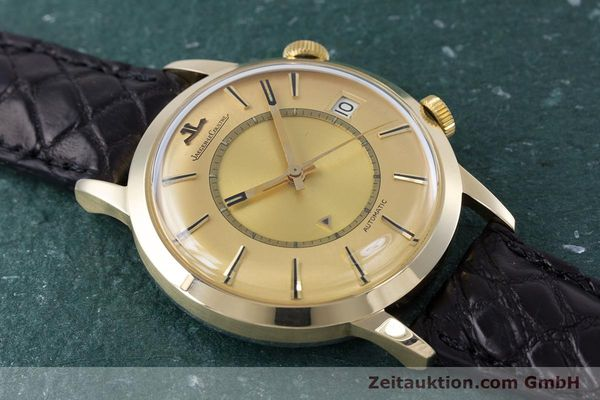 Used luxury watch Jaeger Le Coultre Memovox steel / gold automatic Kal. 825 Ref. 855  | 153343 13