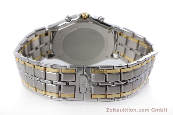Used luxury watch Jaeger Le Coultre Heraion chronograph steel / gold quartz Kal. 630 Ref. 115.5.31  | 153358 11