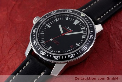 SINN EZM2 STEEL QUARTZ [153361]