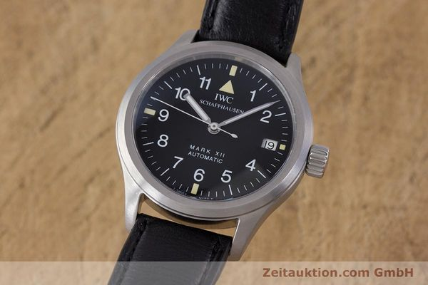 IWC MARK XII STEEL AUTOMATIC KAL. 884/2 [153366]