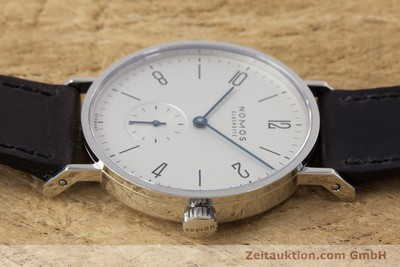 NOMOS TANGENTE STEEL MANUAL WINDING KAL. ALPHA LP: 1320EUR [153371]