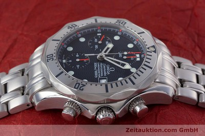 OMEGA SEAMASTER CHRONOGRAPH STEEL AUTOMATIC KAL. 1154 LP: 4440EUR [153376]