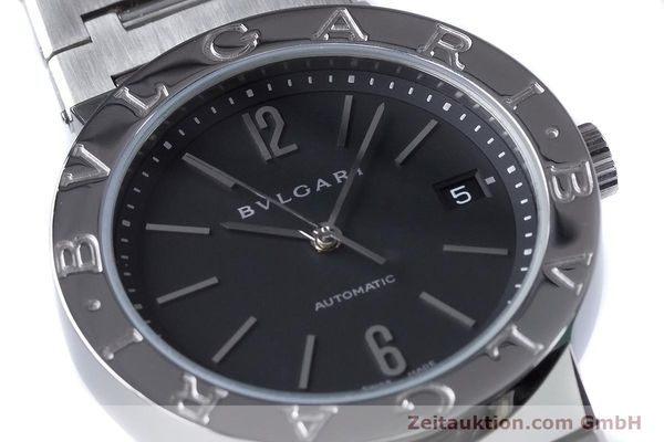 Used luxury watch Bvlgari Bvlgari steel automatic Kal. TEEM 220 Ref. BB38SS AUTO  | 153377 02