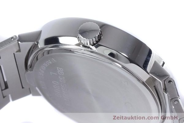 Used luxury watch Bvlgari Bvlgari steel automatic Kal. TEEM 220 Ref. BB38SS AUTO  | 153377 08