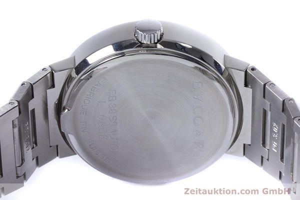 Used luxury watch Bvlgari Bvlgari steel automatic Kal. TEEM 220 Ref. BB38SS AUTO  | 153377 10