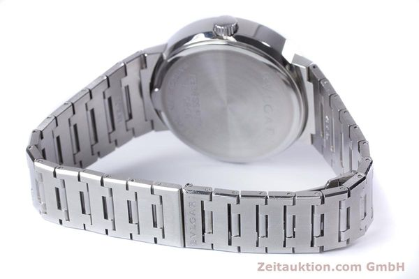 Used luxury watch Bvlgari Bvlgari steel automatic Kal. TEEM 220 Ref. BB38SS AUTO  | 153377 11