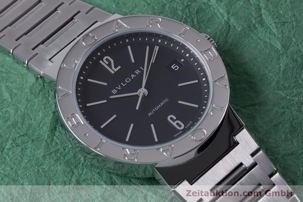 Used luxury watch Bvlgari Bvlgari steel automatic Kal. TEEM 220 Ref. BB38SS AUTO  | 153377 15