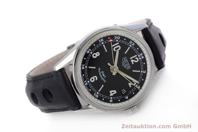 TAG HEUER CARRERA STEEL AUTOMATIC KAL. ETA 2893-2 LP: 2600EUR [153380]