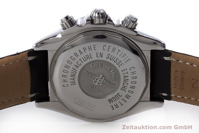 BREITLING EVOLUTION CHRONOGRAPH STEEL AUTOMATIC KAL. B13 ETA 7750 [153385]