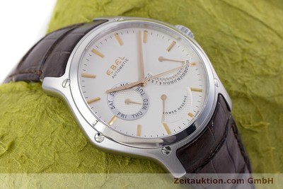 EBEL CLASSIC HEXAGON STEEL AUTOMATIC KAL. E 303 ETA 2892 A2 LP: 4500EUR [153387]
