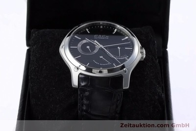 EBEL CLASSIC HEXAGON STEEL AUTOMATIC KAL. E303 ETA 2892A2 LP: 4500EUR [153388]