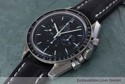 OMEGA SPEEDMASTER CHRONOGRAPH STEEL MANUAL WINDING KAL. 1863 LP: 4100EUR [153422]