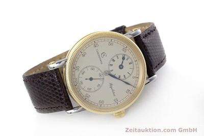 CHRONOSWISS REGULATEUR ACIER À REMONTAGE MANUEL KAL. UNITAS LP: 5200EUR [153430]
