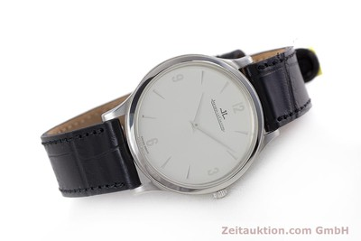 JAEGER LE COULTRE MASTER ULTRA THIN PLATINO CARICA MANUALE KAL. 839 [153433]