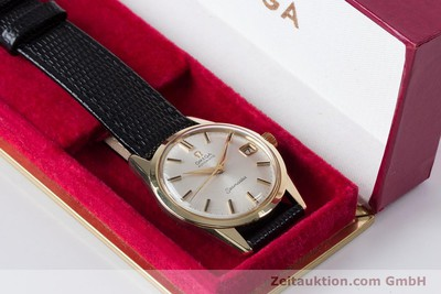 OMEGA SEAMASTER 14 CT YELLOW GOLD AUTOMATIC KAL. 562 [153442]