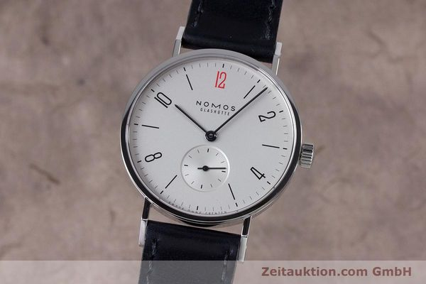 NOMOS TANGENTE STEEL MANUAL WINDING KAL. ALPHA [153452]