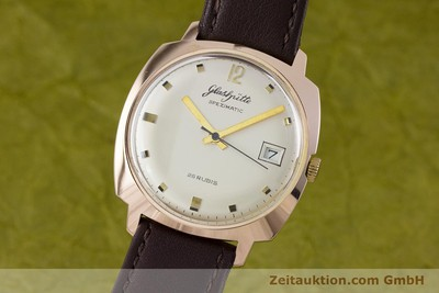 GLASHÜTTE SPEZIMATIC GOLD-PLATED AUTOMATIC KAL. 75 VINTAGE [153453]
