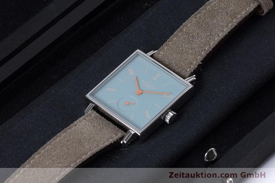 NOMOS TETRA STEEL MANUAL WINDING KAL. ALPHA LP: 1840EUR [153456]