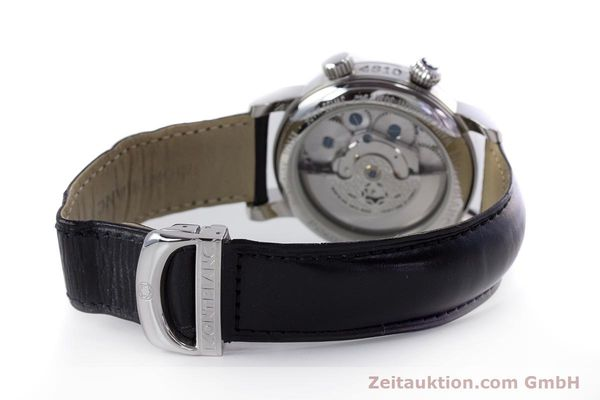 Used luxury watch Montblanc Meisterstück steel automatic Kal. 4810904 Ref. 7026  | 153469 11