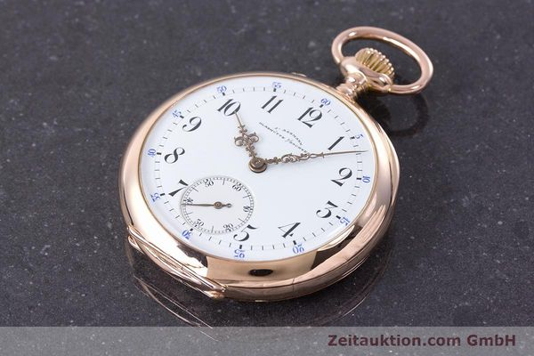 Used luxury watch Assmann Pocket Watch 14 ct red gold manual winding  | 153472 01