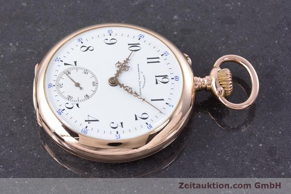 Used luxury watch Assmann Pocket Watch 14 ct red gold manual winding  | 153472 03