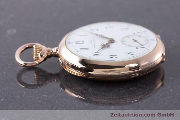 Used luxury watch Assmann Pocket Watch 14 ct red gold manual winding  | 153472 05