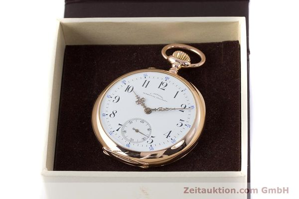 Used luxury watch Assmann Pocket Watch 14 ct red gold manual winding  | 153472 07