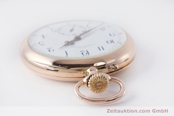 Used luxury watch Assmann Pocket Watch 14 ct red gold manual winding  | 153472 08