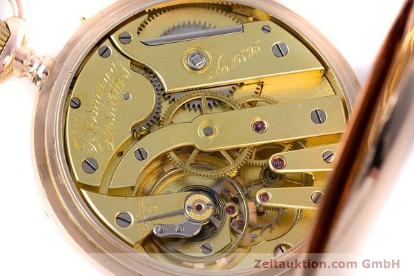 Used luxury watch Assmann Pocket Watch 14 ct red gold manual winding  | 153472 10