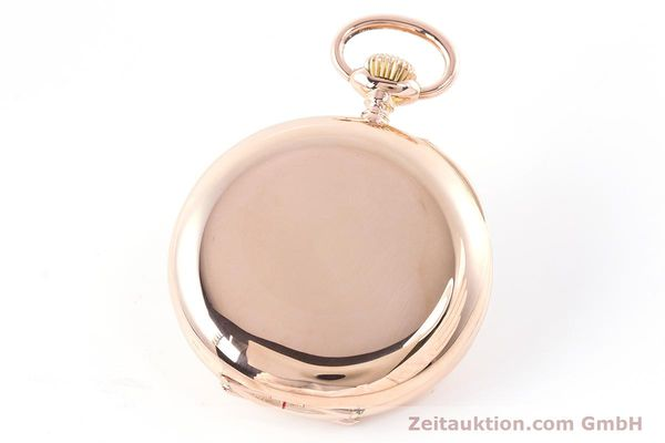 Used luxury watch Assmann Pocket Watch 14 ct red gold manual winding  | 153472 12